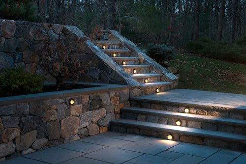 Outdoor Stairway Lighting. 1000 Images About Stair Lighting On Pinterest  Spotlight Stairs And Narrow Staircase