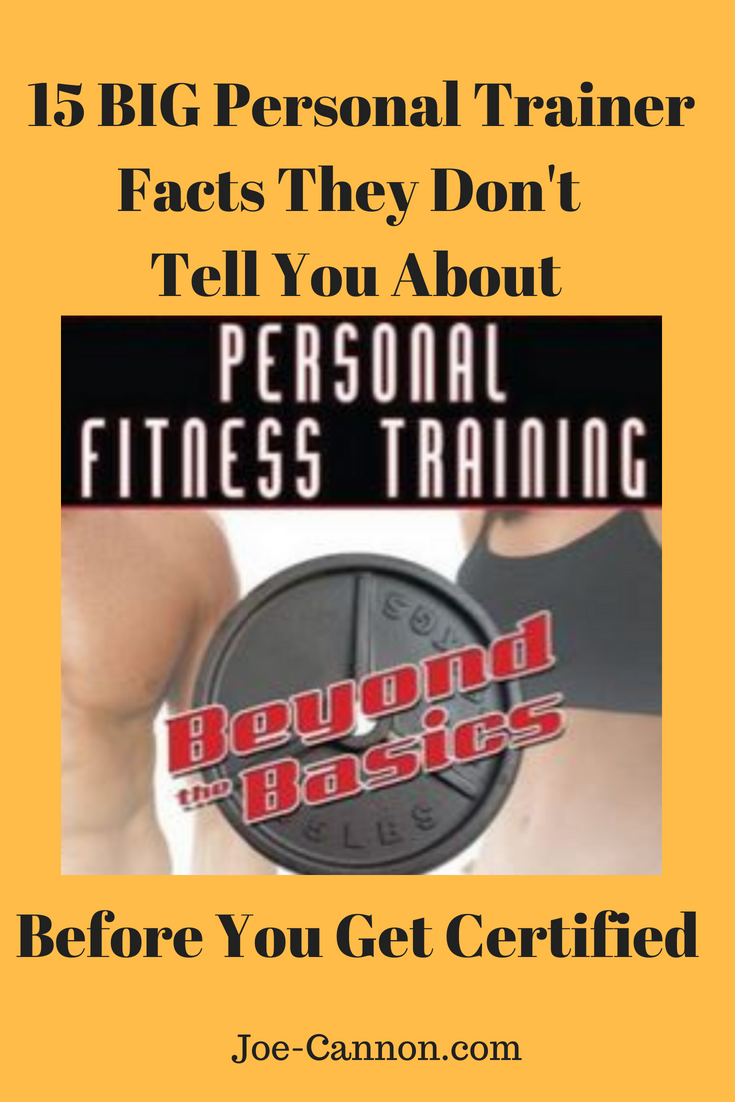 15 Personal Training Facts They Dont Tell You Before Getting