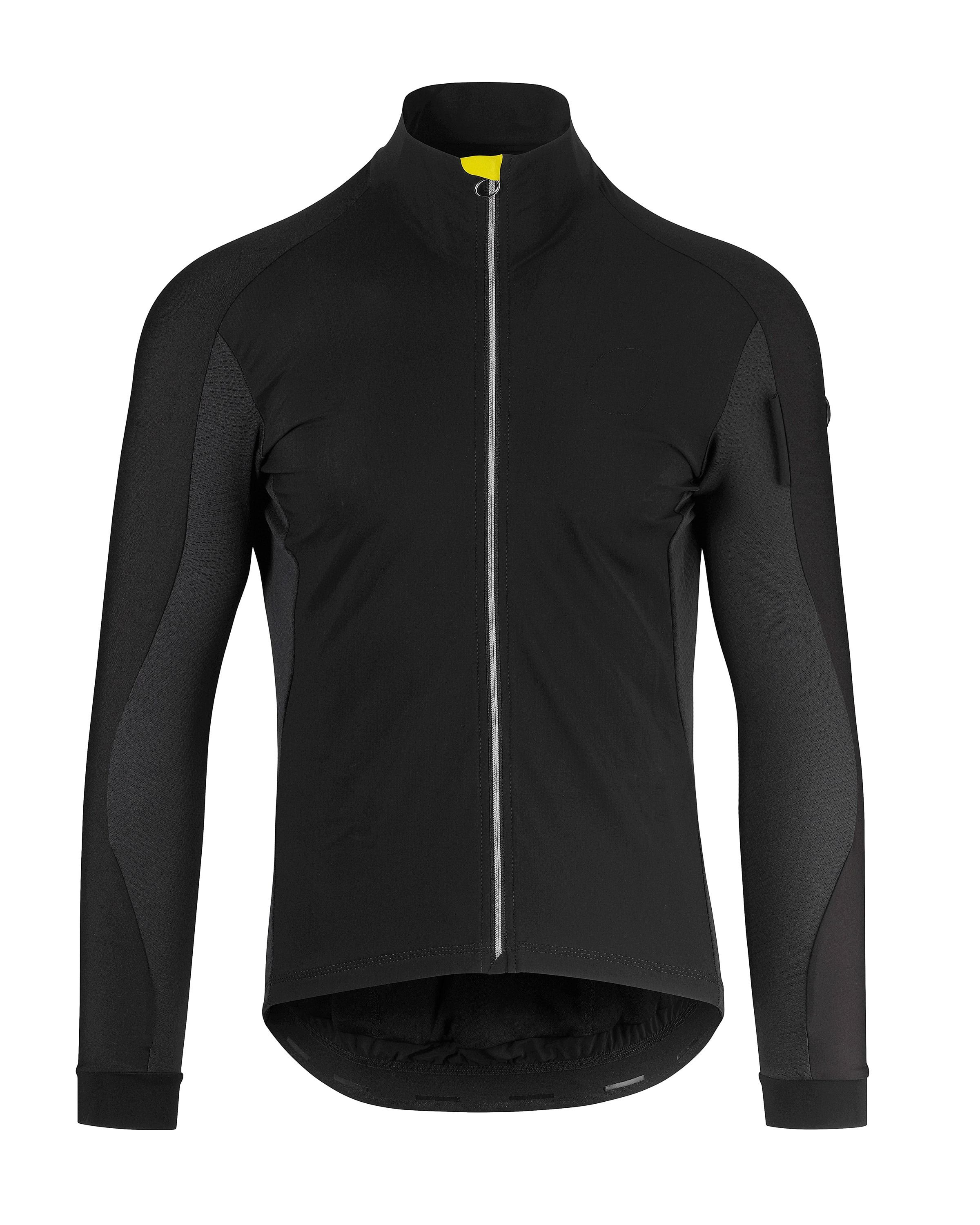 733410bff ASSOS IJ.Intermediate S7 Jacket-Prof Black-XLG - Essentially a summer jersey