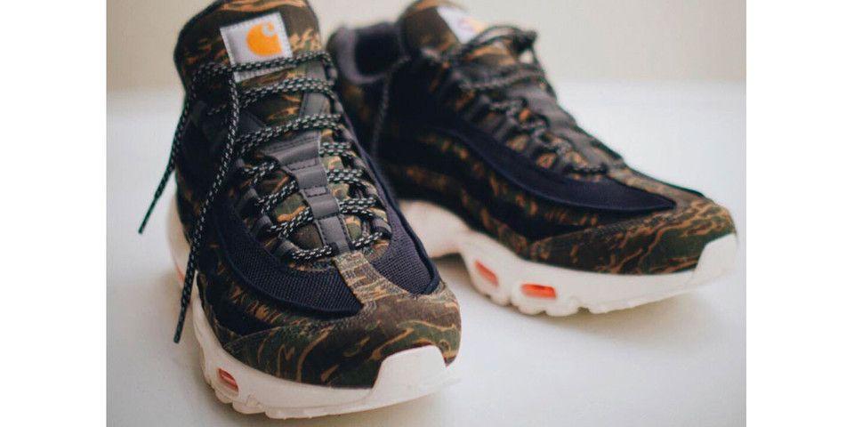 Nike's Air Max 95 Premium Gets 'Overbranded' Sneaker Freaker