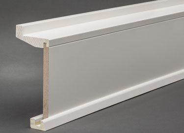 rohrabdeckleisten und sockelleisten f r heizungsrohre in vielen verschiedenen varianten und. Black Bedroom Furniture Sets. Home Design Ideas