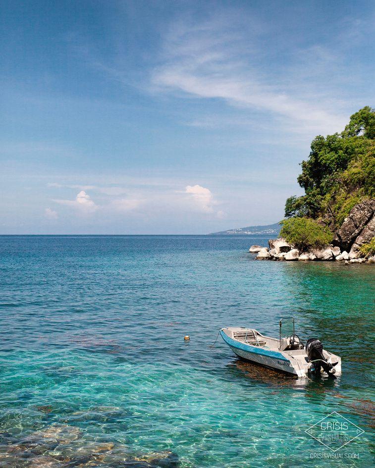 Guadeloupe Beach: Paradise Beach Terre-de-Haut Guadeloupe Crisisvisuals.com