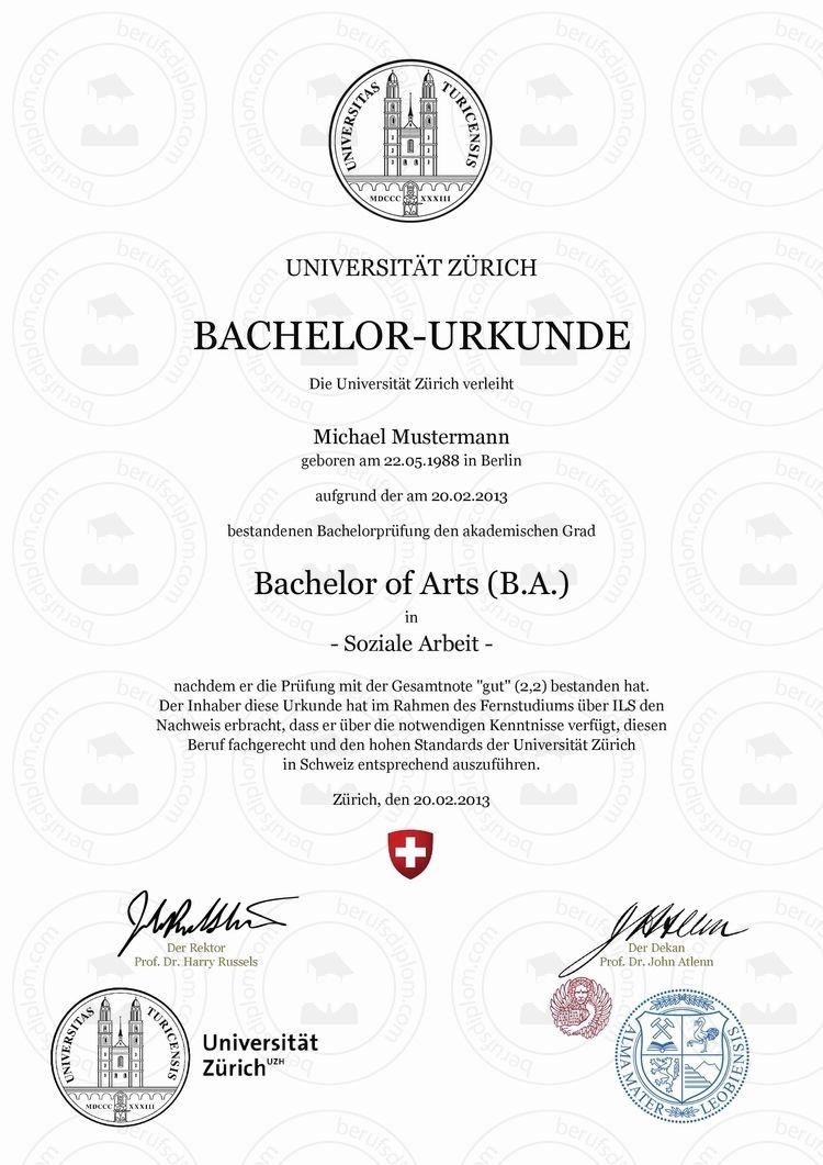 Berühmt Bachelor Abschluss In Der Beratung Fotos - Menschliche ...