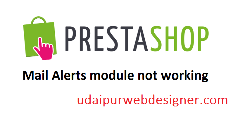 Prestashop - Mail Alerts module not working anymore