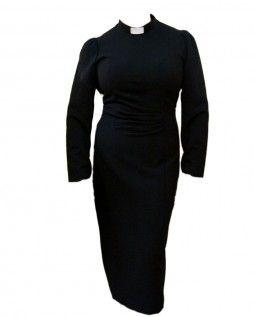 beb5b8bd559e Brand New... Gathered Waist Clergy Dress (its very forgiving ...