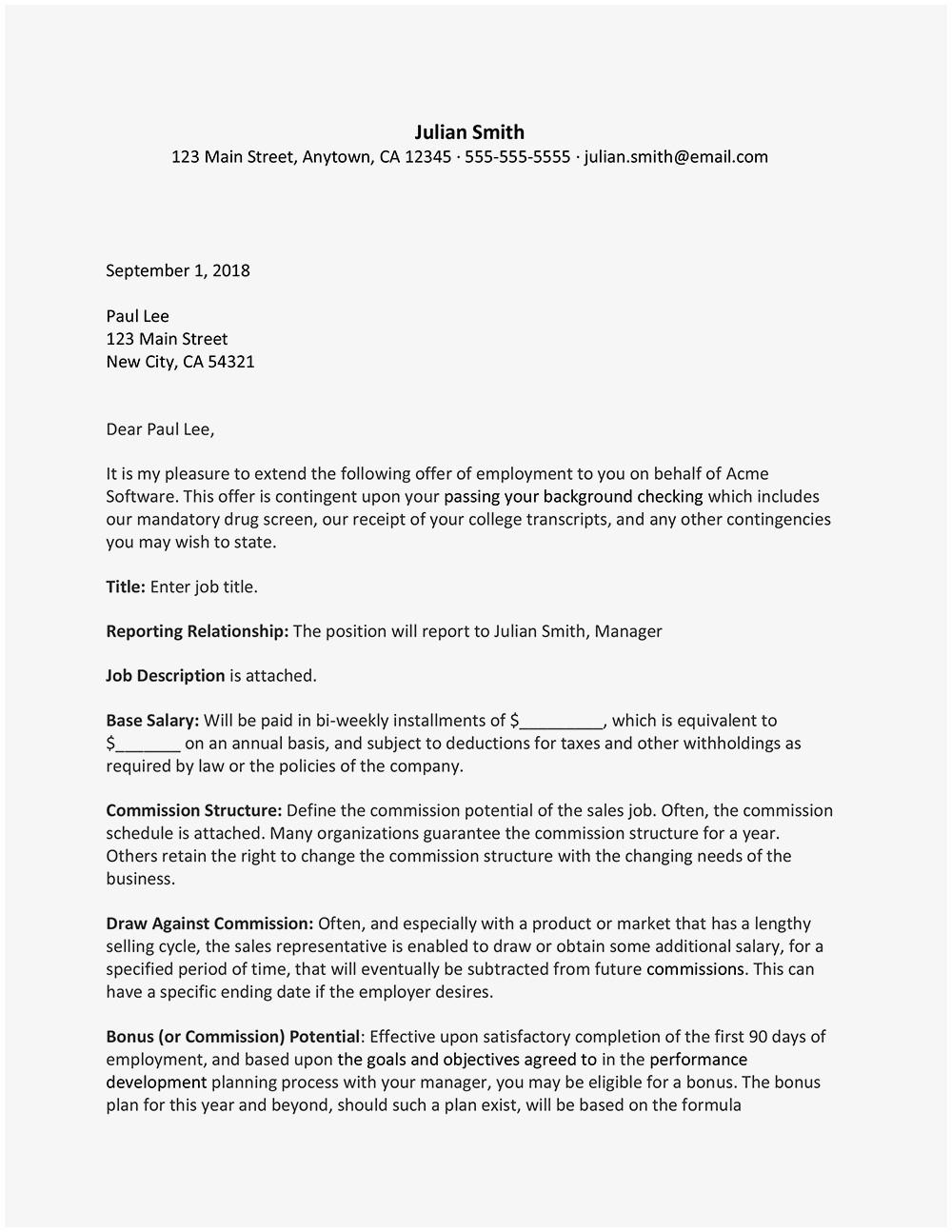 New Manufacturer Representative Agreement Template For Legal Representation Agreement Template 10 P Contract Template Agreement Quote Sales Representative
