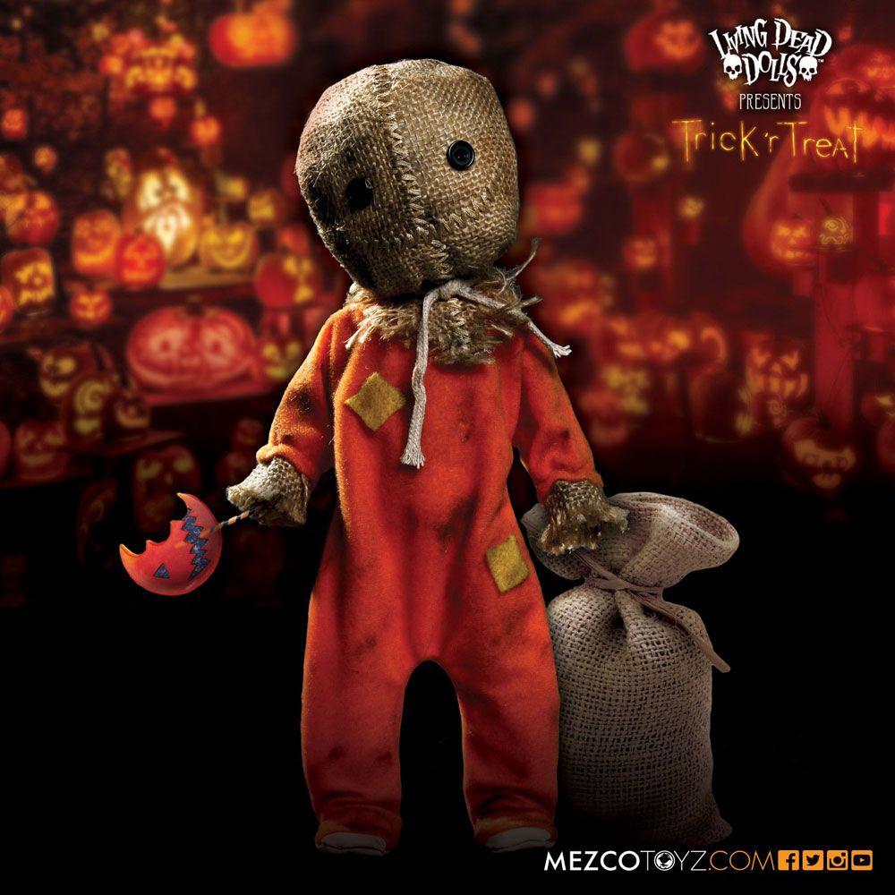 """Living Dead Dolls Sam """"Trick `r Treat - Die Nacht der Schrecken - Hadesflamme - Merchandise - Onlineshop für alles was das (Fan) Herz begehrt!"""
