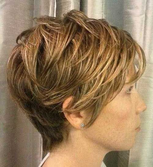20 Low Maintenance Short Textured Haircuts Short Textured