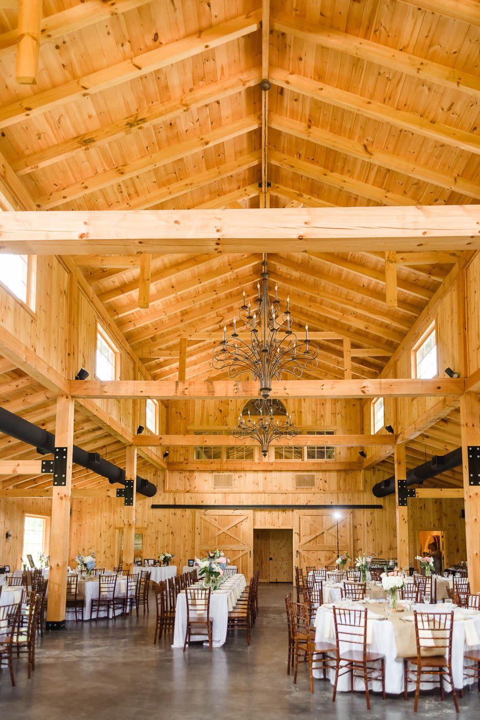 A Modern Barn Wedding Gatlinburg TN Barn wedding, Modern