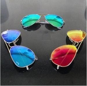 cbbe6768e6 Lentes Rayban Aviator Colors Mirror 3 Modelos (unisex ...