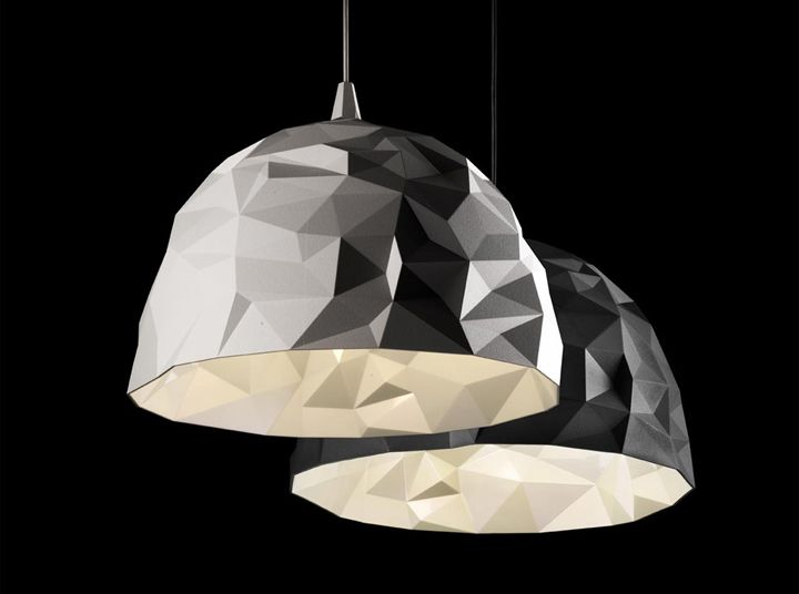 Plafoniera Foscarini : Rock suspension lamp by diesel foscarini lamps & lights