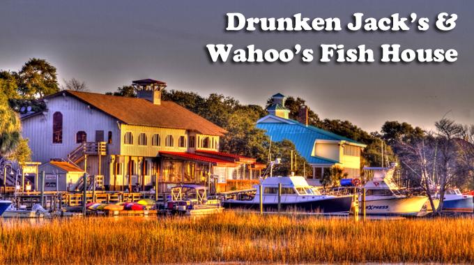 Seafood Restaurants Murrells Inlet South Carolina Best