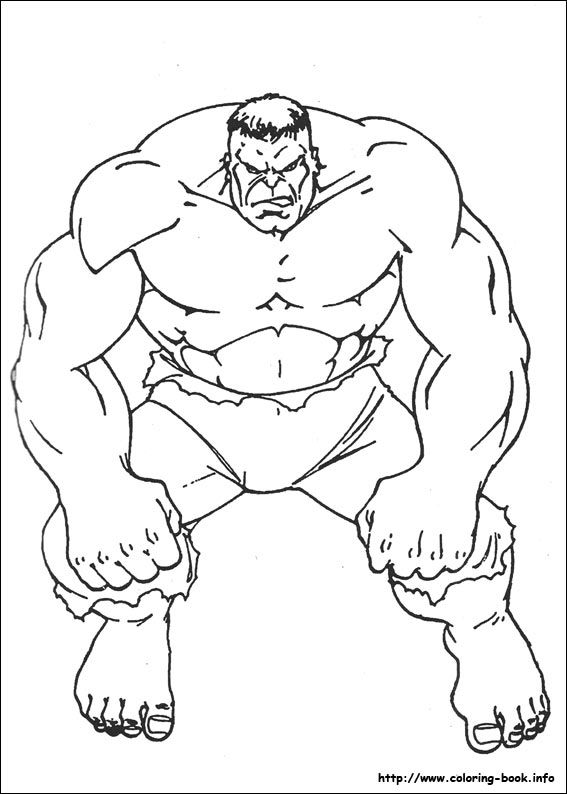 incredible hulk coloring pages | How to be a Superhero | Pinterest ...