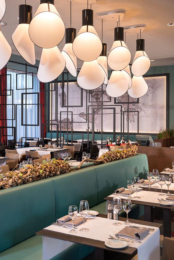 Luxury Hotel Dorint Zurich Interior Design Con Kitzig Interior