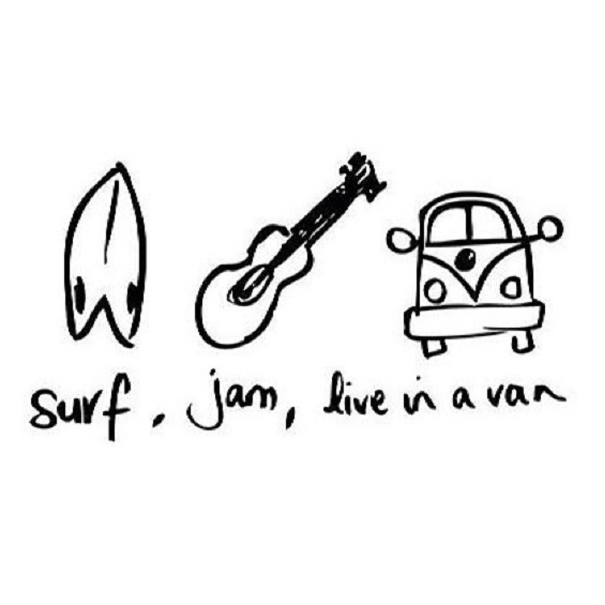 Surf Jam Live In A Van