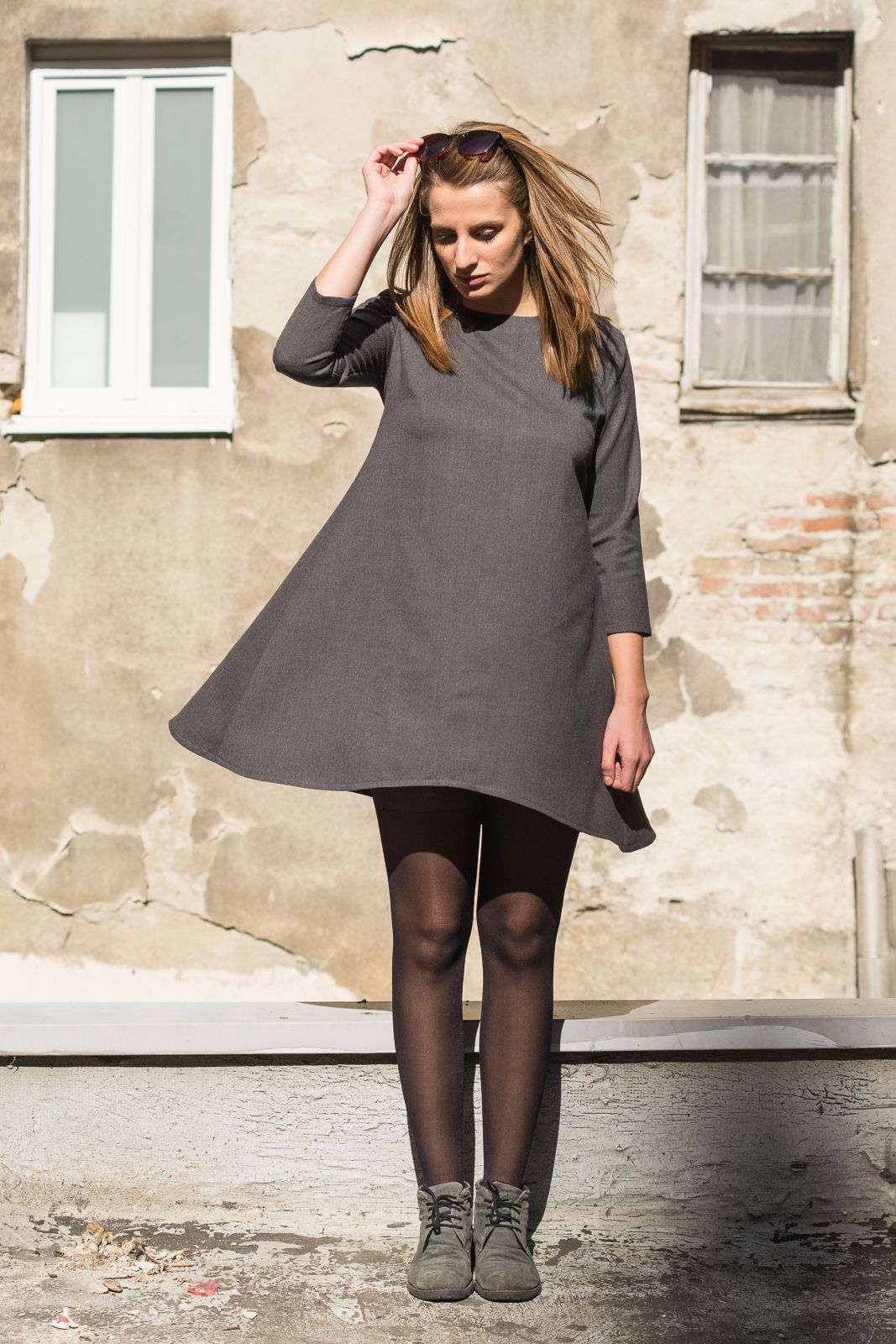 What to wear with a skirt-sun 95
