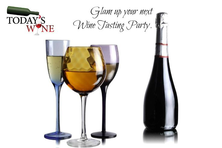 #todayswine Community Sweepstakes #entertowin a Wine Tasting Party Kit!