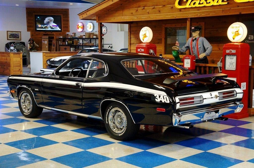 1972 Plymouth Duster for sale 2164659 Hemmings Motor