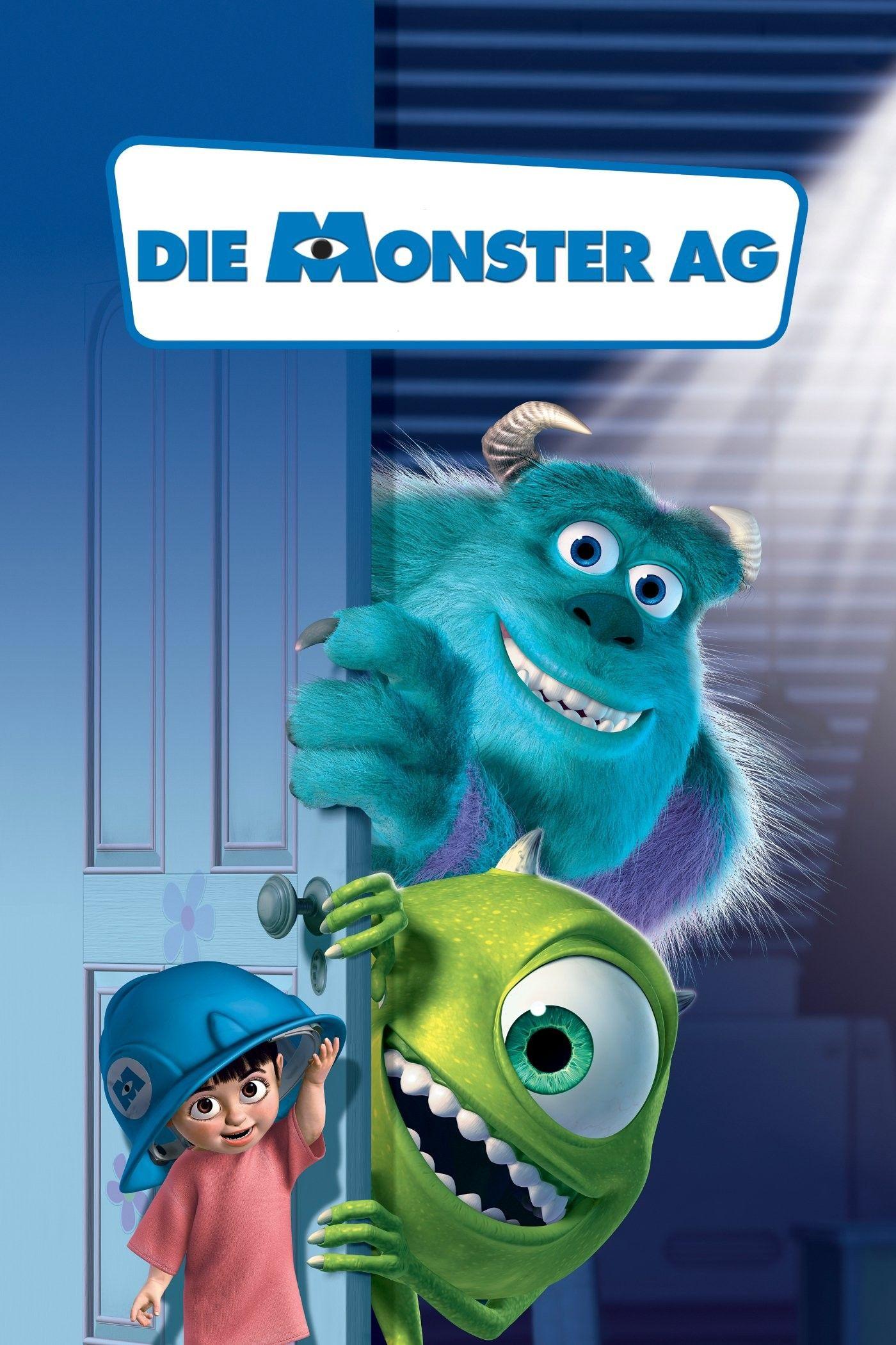 Die Monster Ag Kostenlos Online Anschauen 2001 Hd Full Film Deutsch Kinderfilme Animationsfilme Pixar Filme
