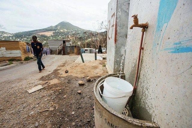 La Ciudad del Cabo podría convertirse en la primera en quedarse sin agua en el mundo