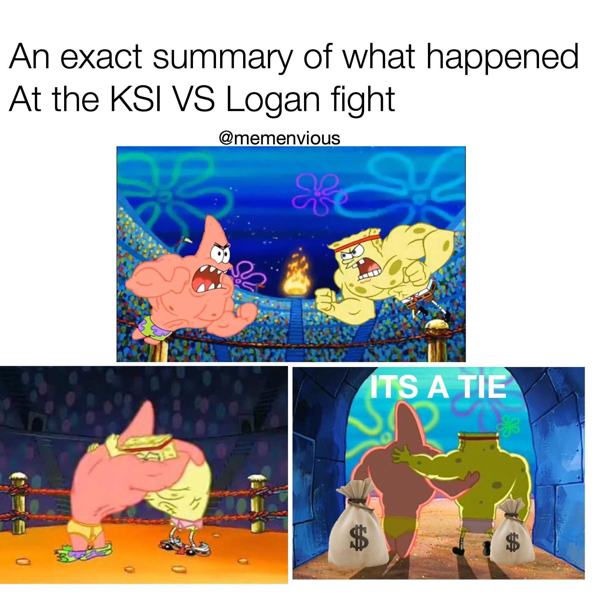 Spongebob predicted the future
