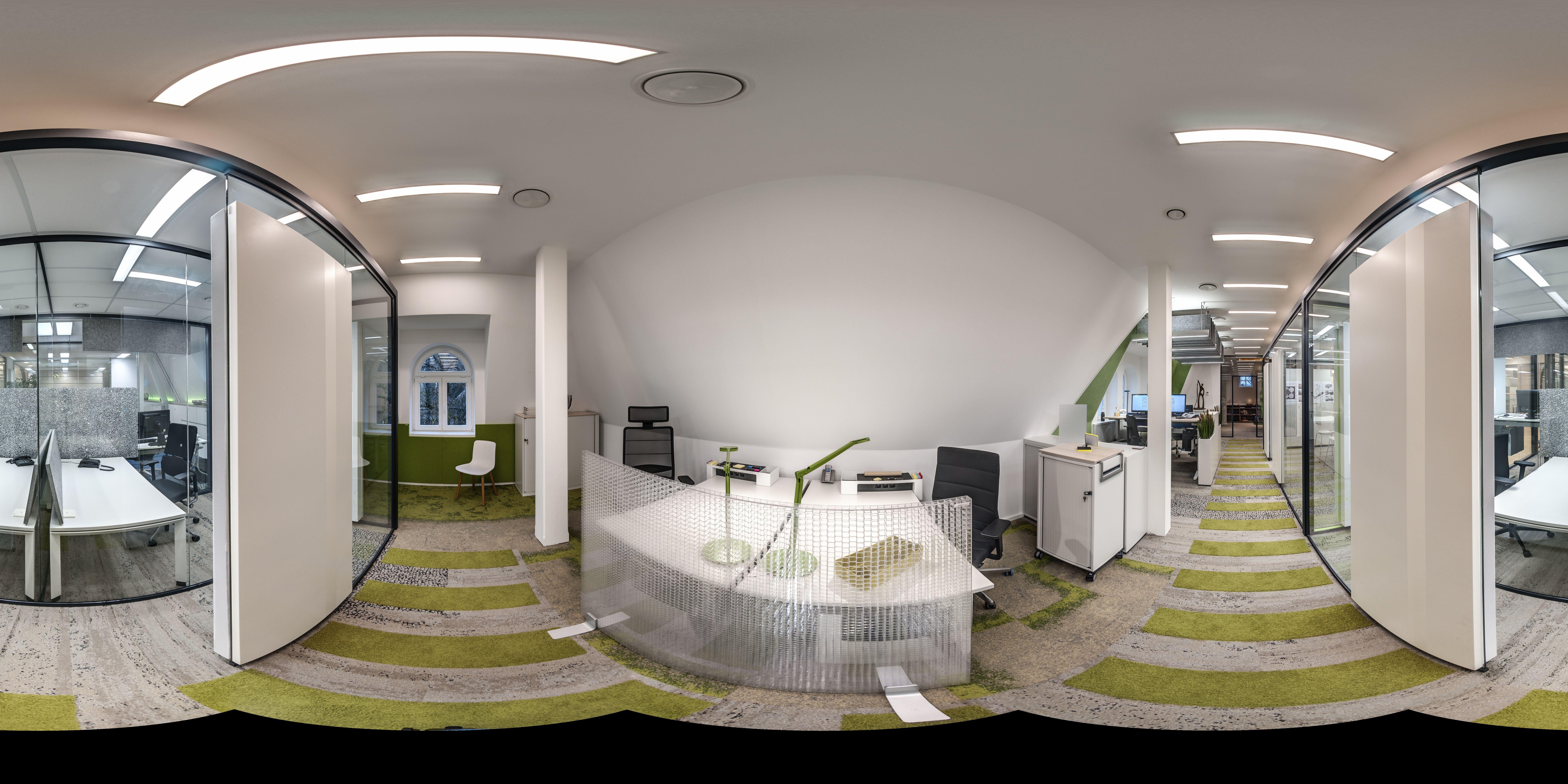 FUTURE   Co Working   Objekteinrichtung, Innenarchitekt, Großraumbüros