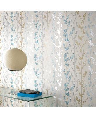 Graham Amp Berries Wallpaper Teal Wallpaper Gold And
