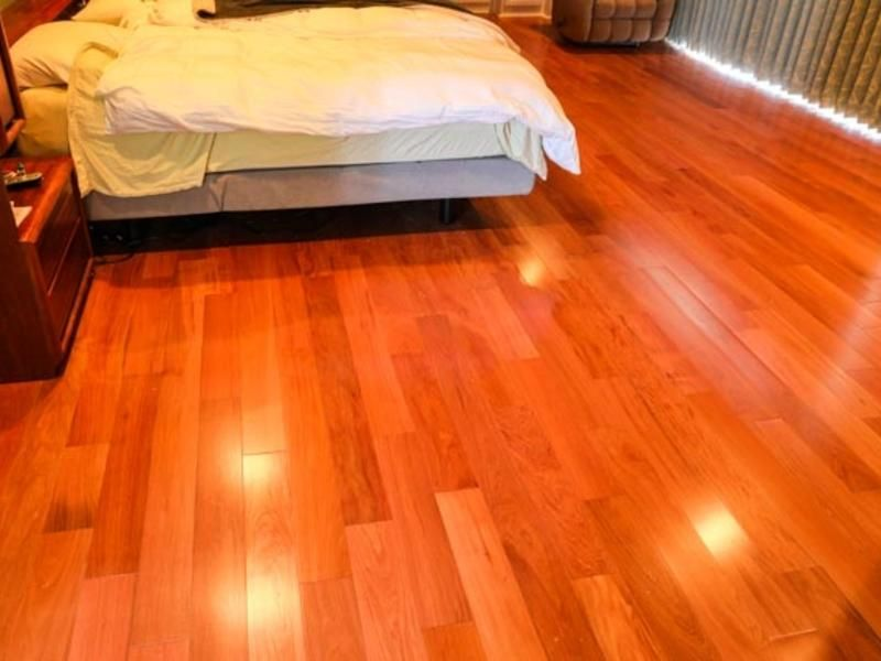 Bellawood 3 4 X 5 Matte Brazilian Chestnut Solid Hardwood Flooring Hardwood Flooring Prices Hardwood Floors Flooring