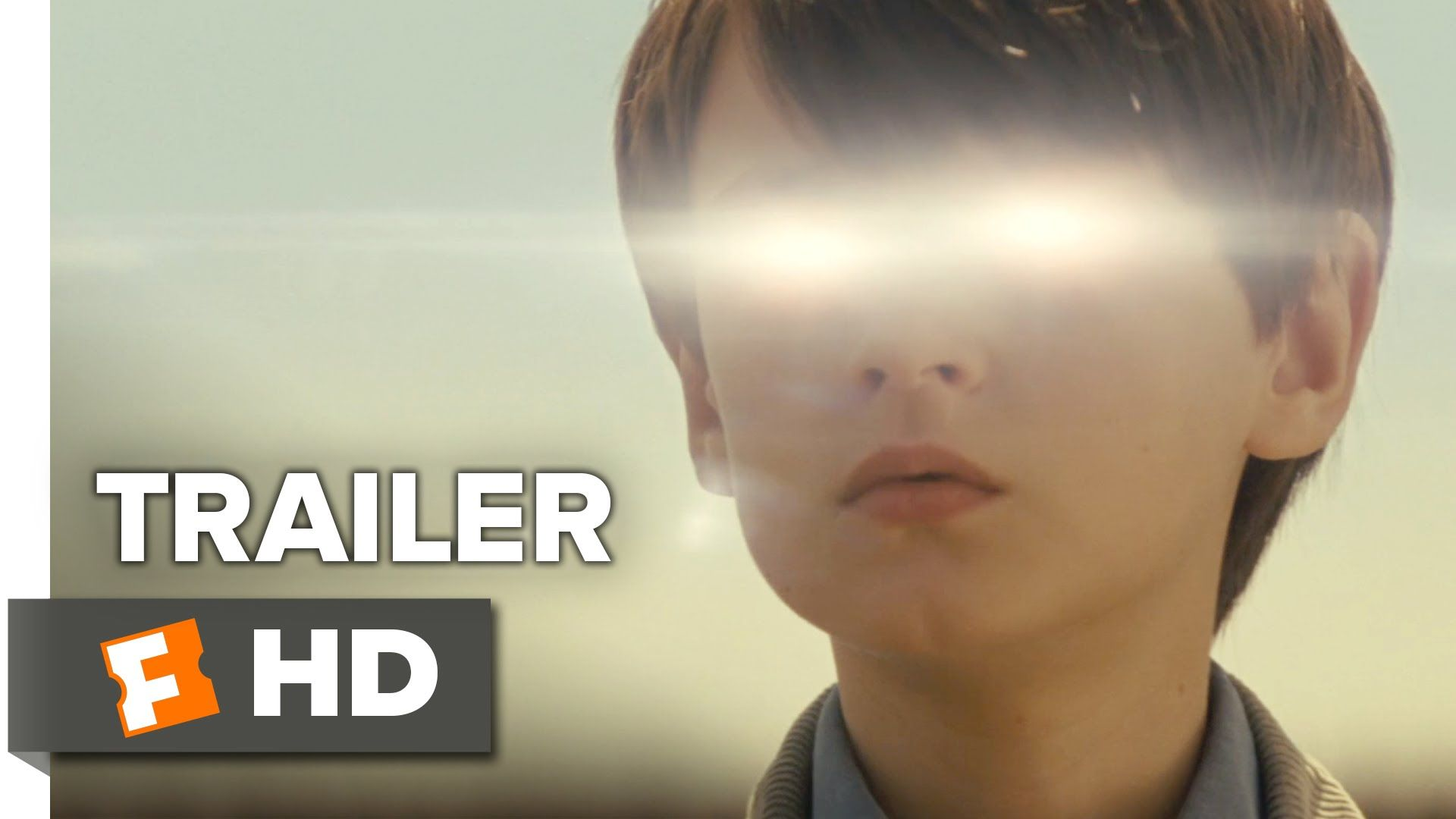Michael Shannon tries to protect his superhuman son in the