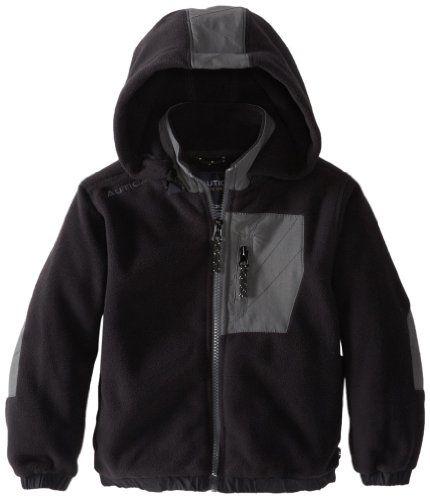 7e03988a7cfe Nautica Boys 2-7 Polar Fleece Jacket