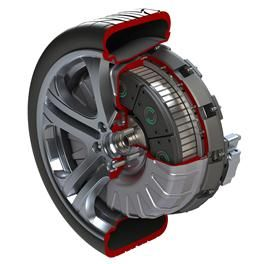 Protean Electric Hub Motor