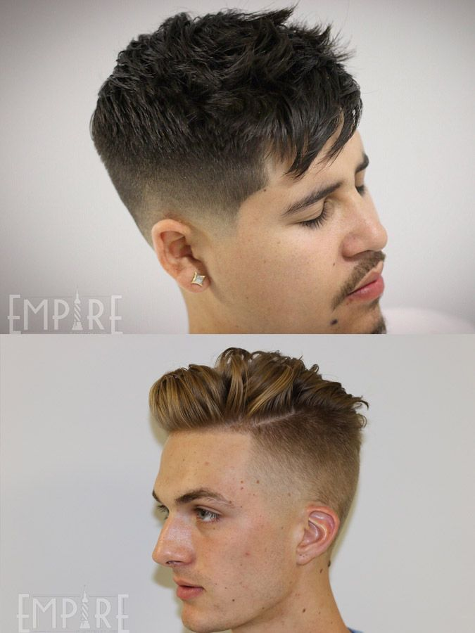 The Most Wanted Hairstyles From Renowned Barbers Around The World Barber Shop Hair Styles Mens Hairstyles