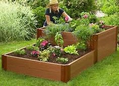 Above Ground Garden Box Boxes Intended Inspiration