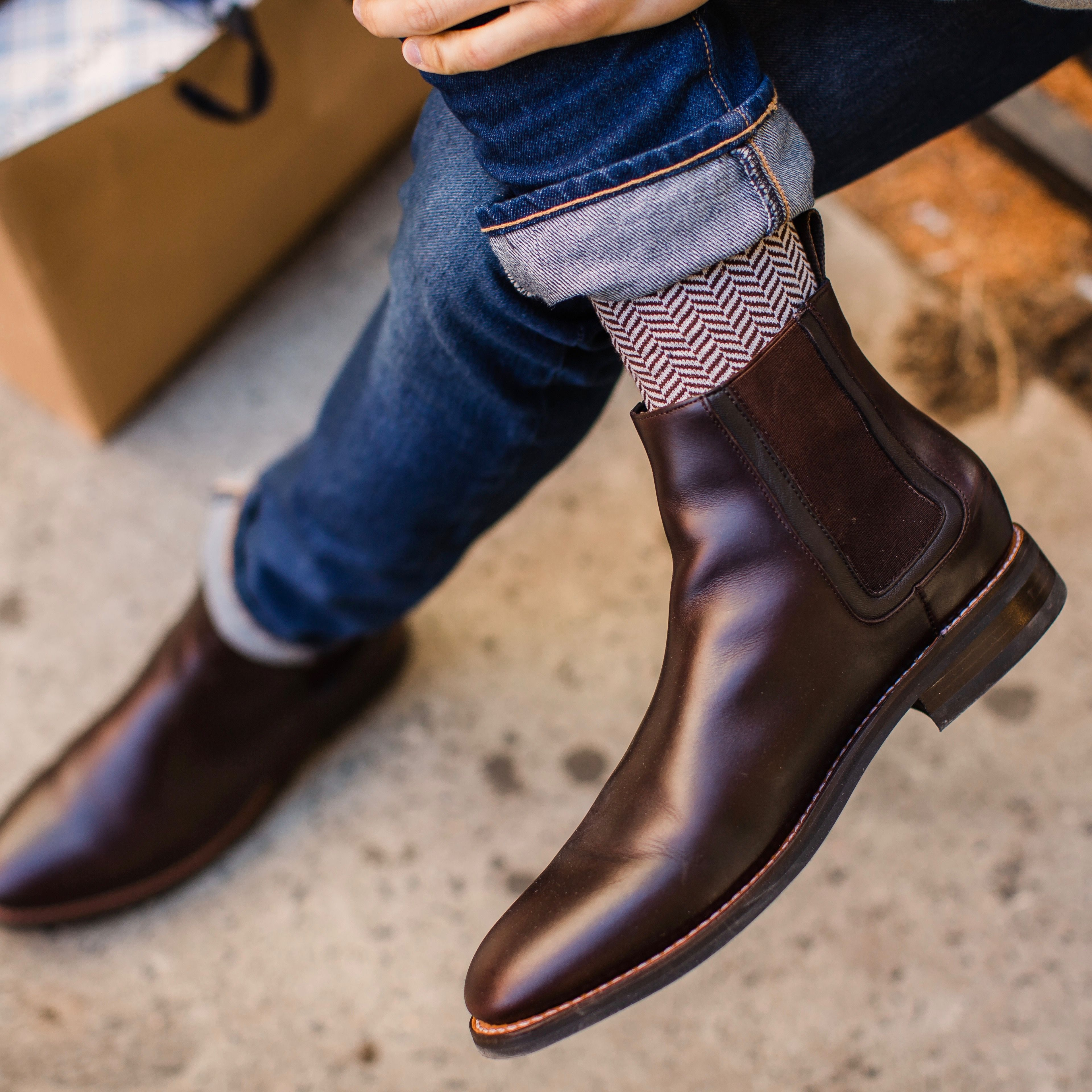 Details about  /Slip On Soft Lining Leather Comfortable Party Wear Purple Color Formal Men Shoes