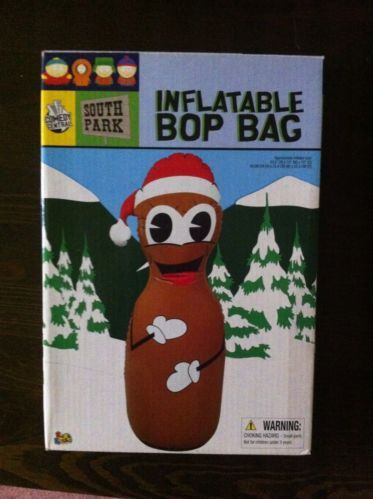 Comedy Central South Park Inflatable Figure Bop Bag Mr. Hankey The ...