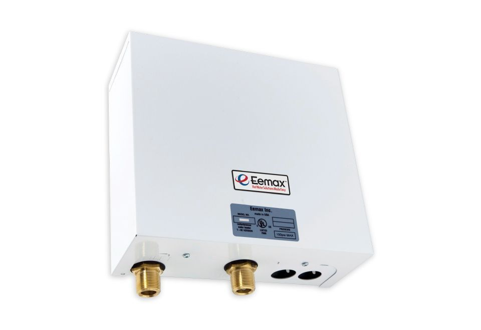 how to install richmond electric tankless water heater