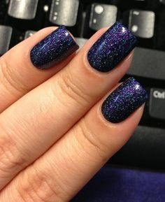 Shiny Nail Art Ideas 2017
