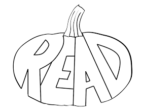 Rooting for Third Grade: R-E-A-D Pumpkin Freebie October
