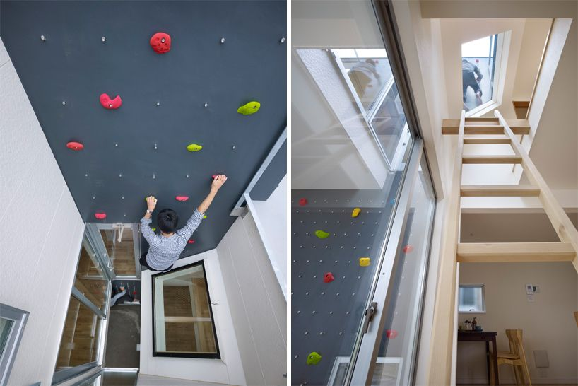 Home Rock Climbing Wall Design kids rooms climbing walls and contemporary schemes Rock Wall