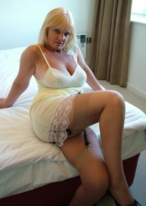 hot mature amateur women