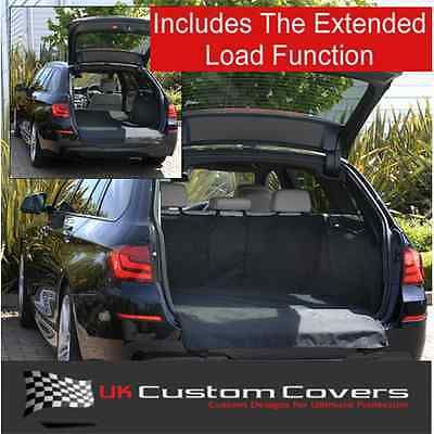 Bmw 5 Series F11 Touring Estate Tailored Boot Liner Mat Dog