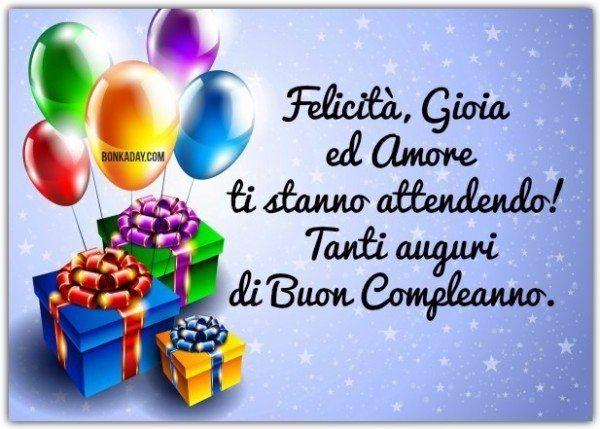 Auguri Compleanni Auguri Happy Birthday Birthday Wishes E Birthday