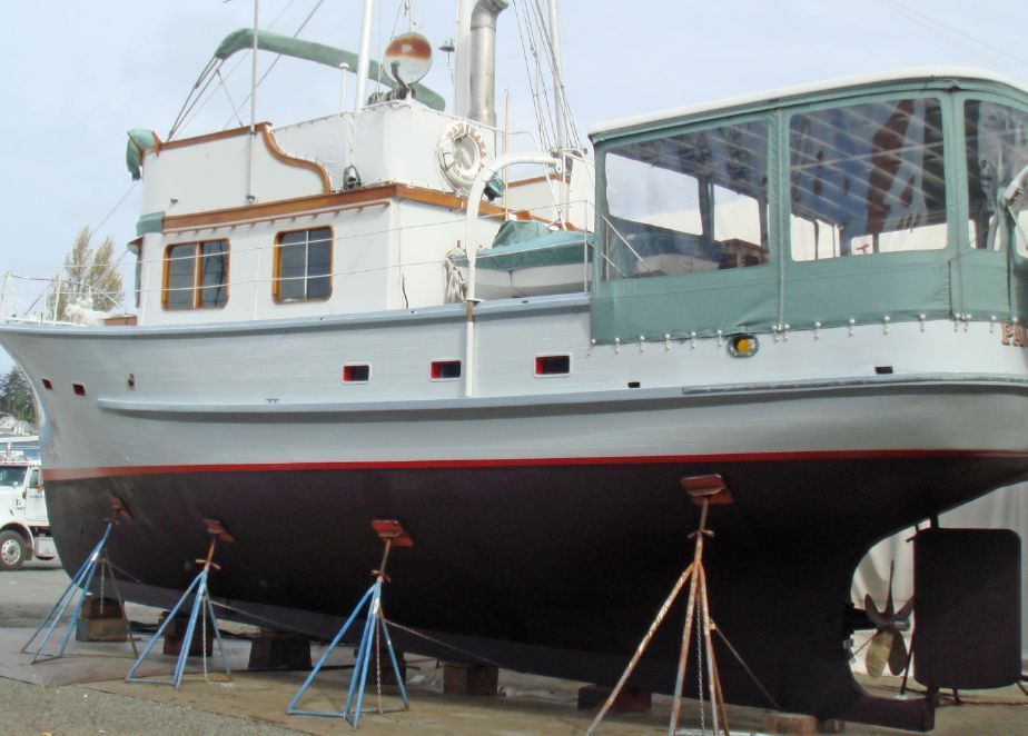 1960 DeFever Lindwall Flybridge Power Boat For Sale   www yachtworld com. 1960 DeFever Lindwall Flybridge Power Boat For Sale   www