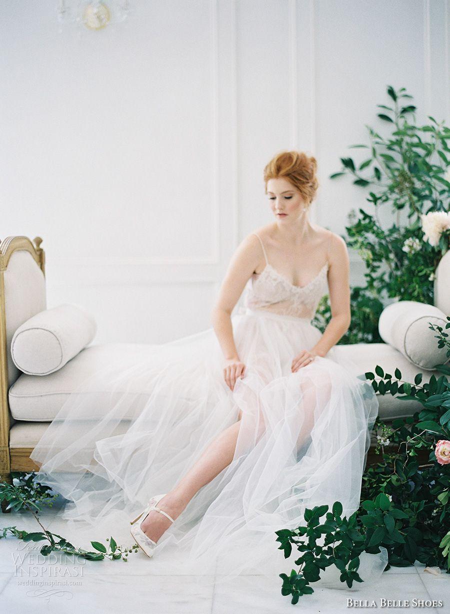 Bella Belle Shoes Enchanted Spring Shoot Bridal Wedding Shoes