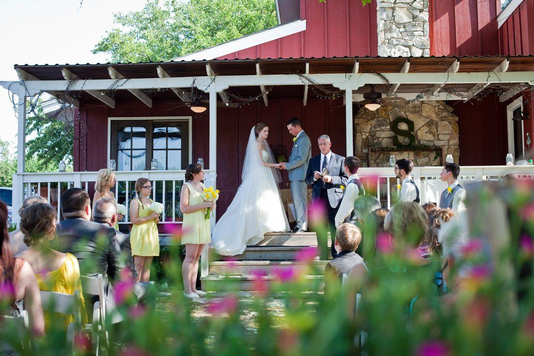 Rustic Wedding Venue Dallas Affordable Outdoor