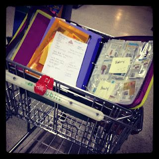 A step by step EASY tutorial on how to coupon without going crazy!  There's Something About Mary