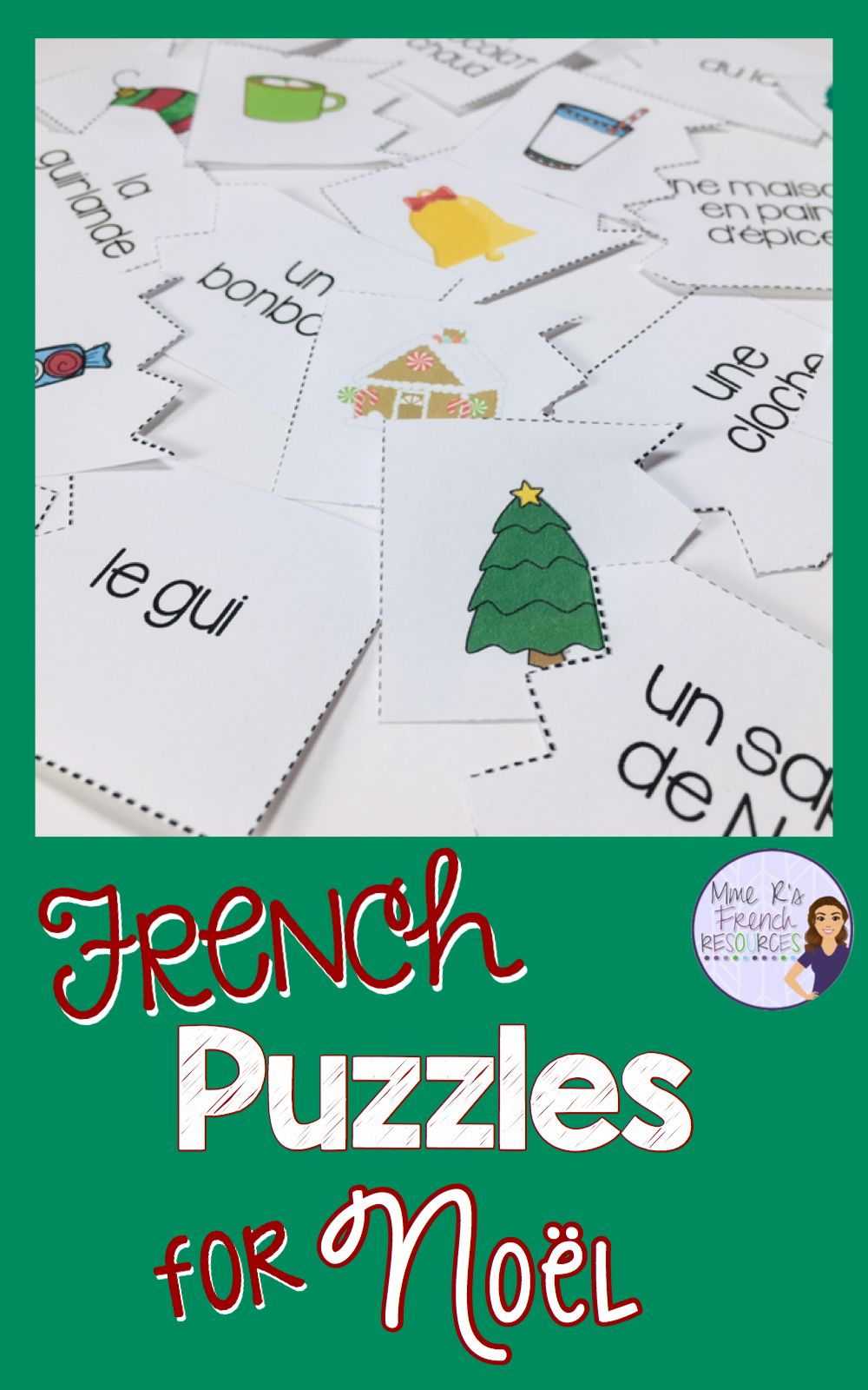 french christmas speaking and writing activities activit s de no l mme r 39 s french resources. Black Bedroom Furniture Sets. Home Design Ideas