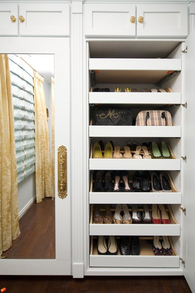 Silk Flower Storage Ideas | Stupefying Ballet Shoes Decorating Ideas For  Cute Closet Traditional .