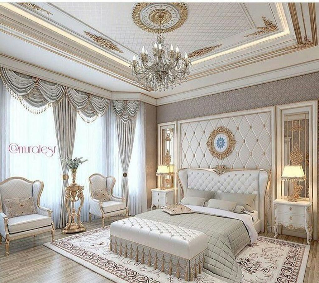 44 Luxury Master Bedroom Design Ideas For Better Sleep