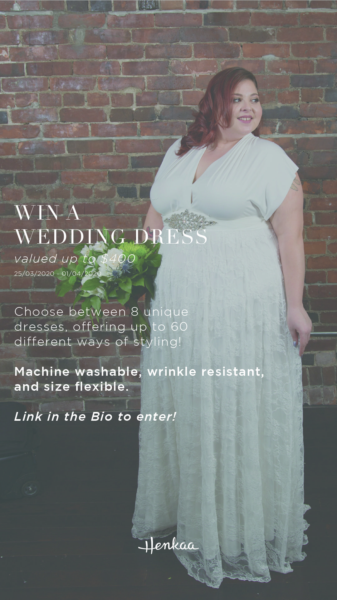 Win A Wedding Dress In 2020 Win A Wedding Convertible Wedding Dresses Unique Dresses